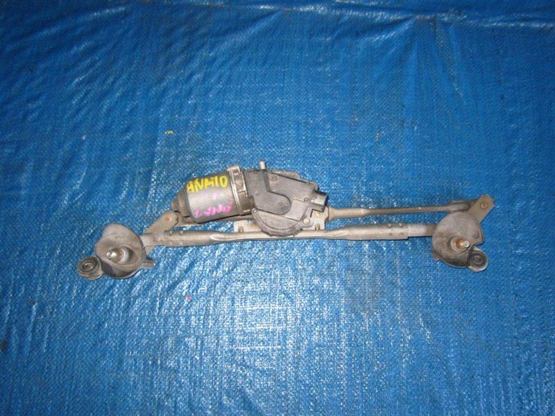 Механизм стеклоочистителя Toyota Isis ANM10 2004 (б/у)