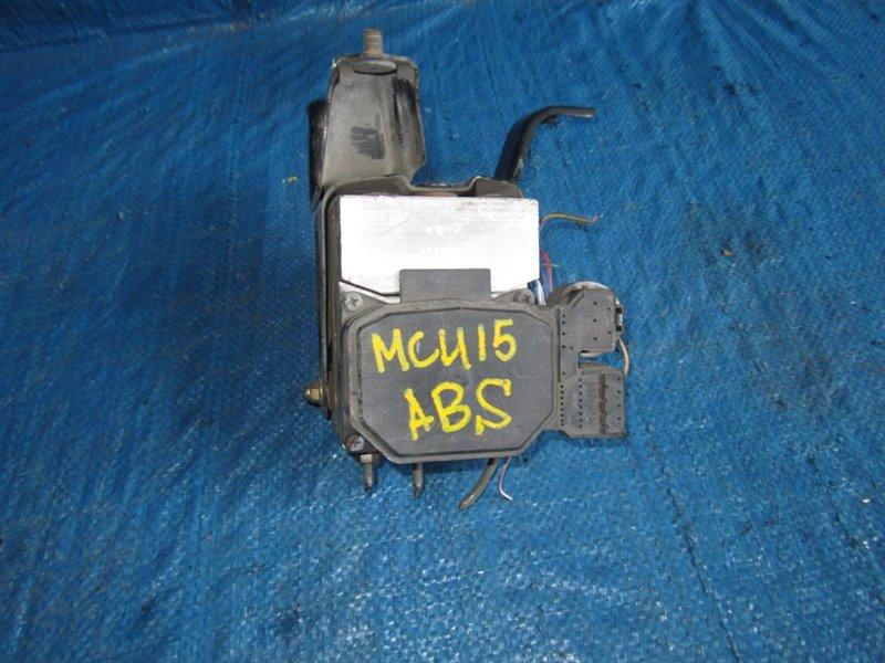 Блок abs Toyota Harrier MCU10 1MZFE 2000 (б/у)