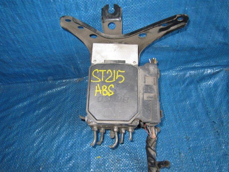 Блок abs Toyota Caldina ST215 3SGTE 1998 (б/у)