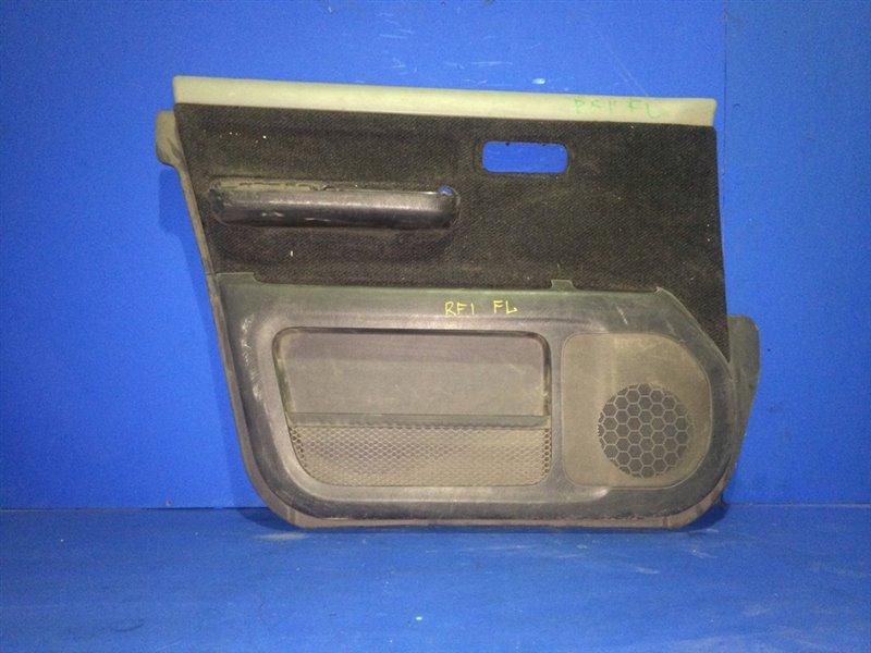 Обшивка дверей Honda Step Wagon RF1 передняя левая (б/у)