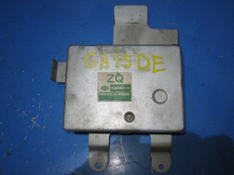 Блок efi Nissan Sunny FB14 GA15DE (б/у)