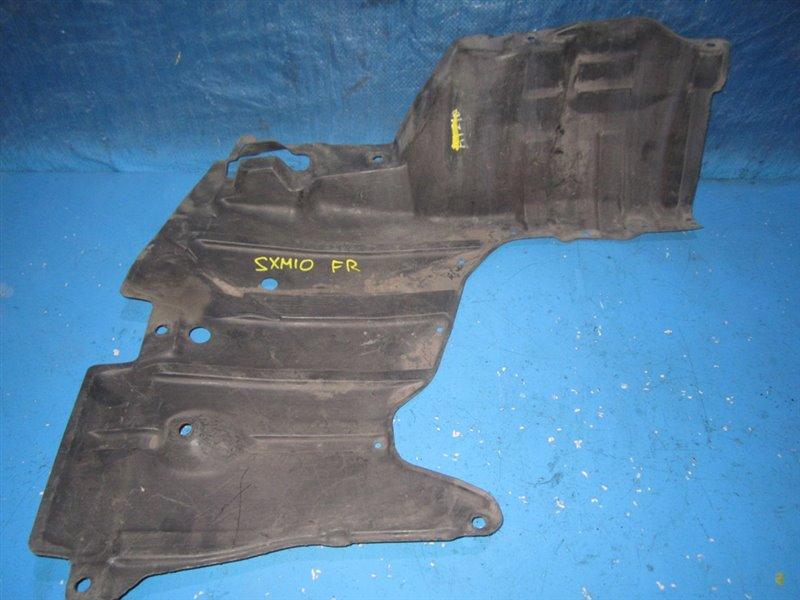 Защита двигателя Toyota Ipsum SXM10 передняя правая (б/у)
