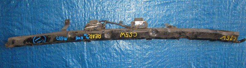 Планка под фары Mitsubishi Lancer CS5W задняя (б/у)