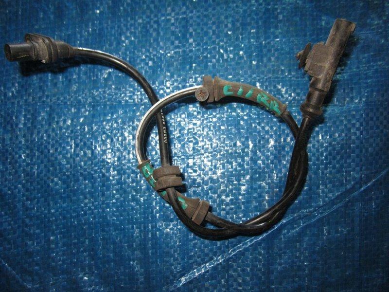 Датчик abs Nissan Tiida C11 задний правый (б/у)