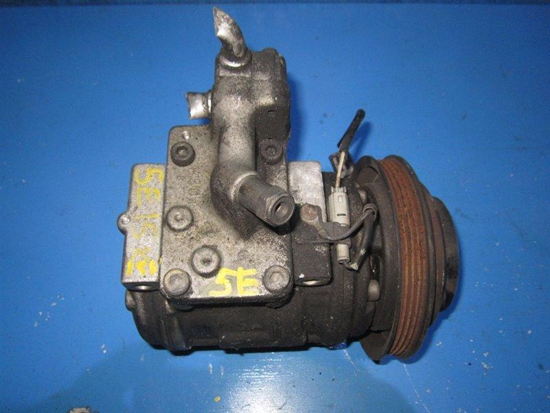 Компрессор кондиционера Toyota Caldina ET196 5EFE (б/у)