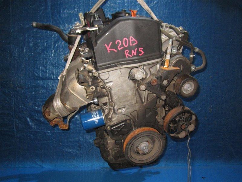 Двигатель Honda Stream RN5 K20B (б/у)