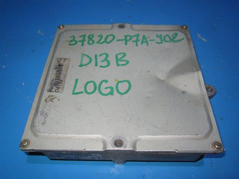 Блок efi Honda Logo GA3 D13B (б/у)