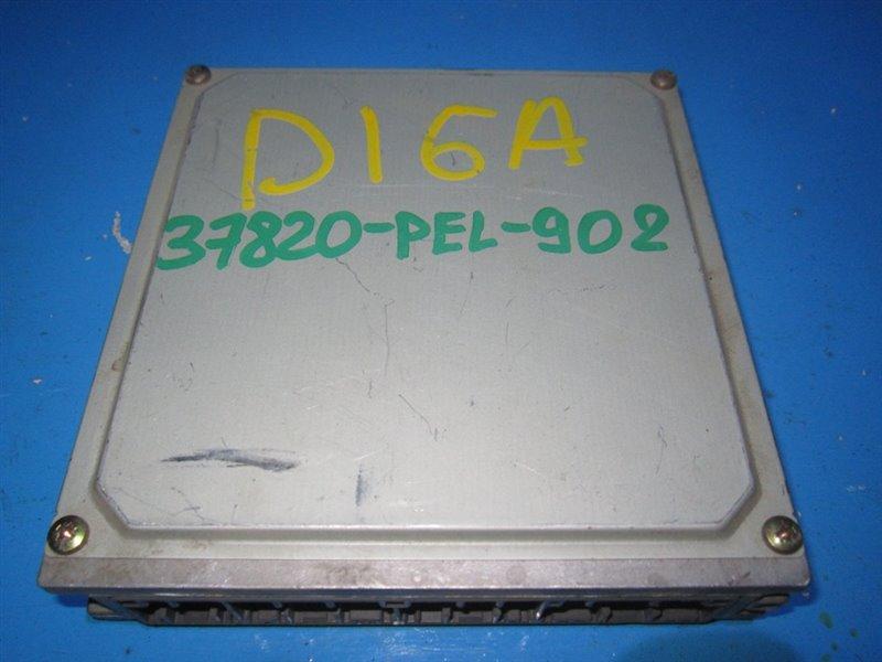 Блок efi Honda Hr-V GH3 D16A (б/у)