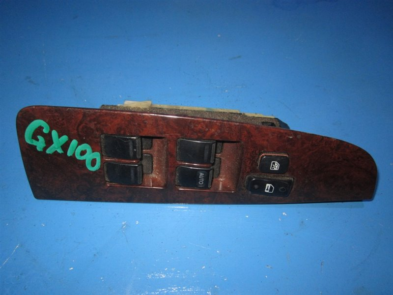 Блок упр. стеклоподьемниками Toyota Mark Ii GX100 передний правый (б/у)