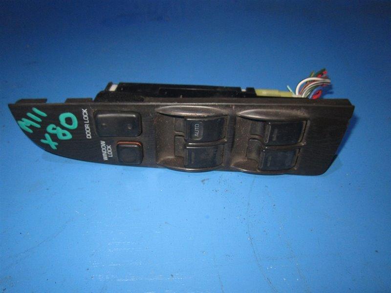 Блок упр. стеклоподьемниками Toyota Mark Ii GX81 передний правый (б/у)