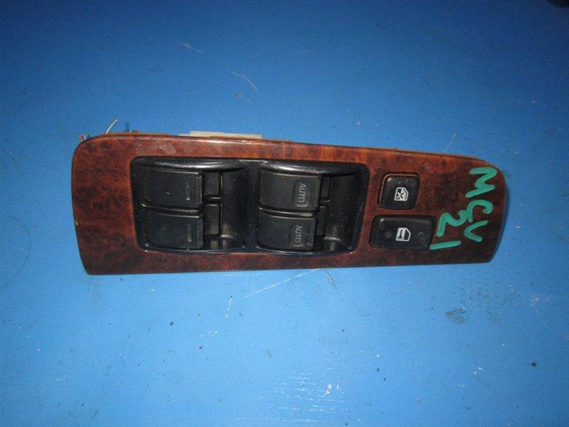 Блок упр. стеклоподьемниками Toyota Mark Ii Qualis MCV21 передний правый (б/у)