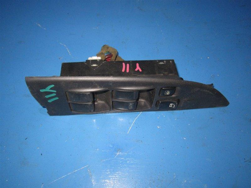 Блок упр. стеклоподьемниками Nissan Ad WFY11 передний правый (б/у)