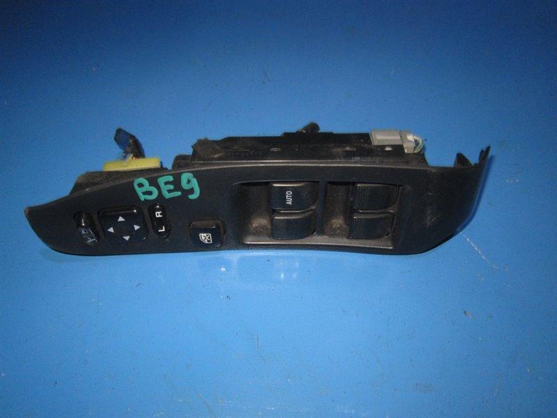 Блок упр. стеклоподьемниками Subaru Legacy Lancaster BE9 передний правый (б/у)