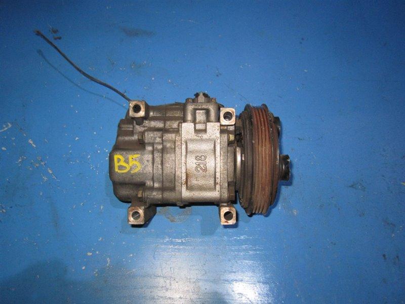 Компрессор кондиционера Mazda Demio DW5W B3 (б/у)