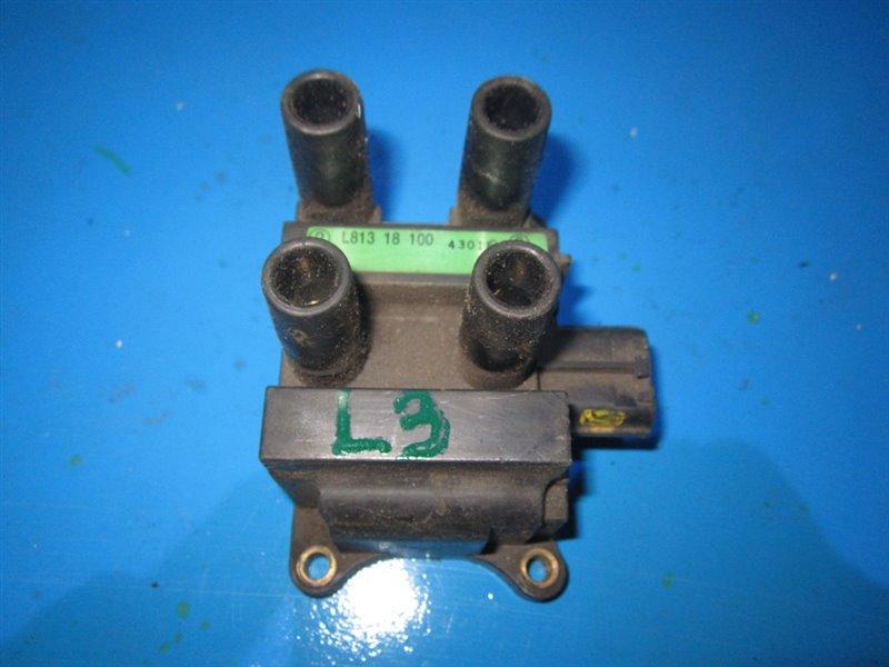 Катушка зажигания Mazda Atenza GY3P L3DE (б/у)