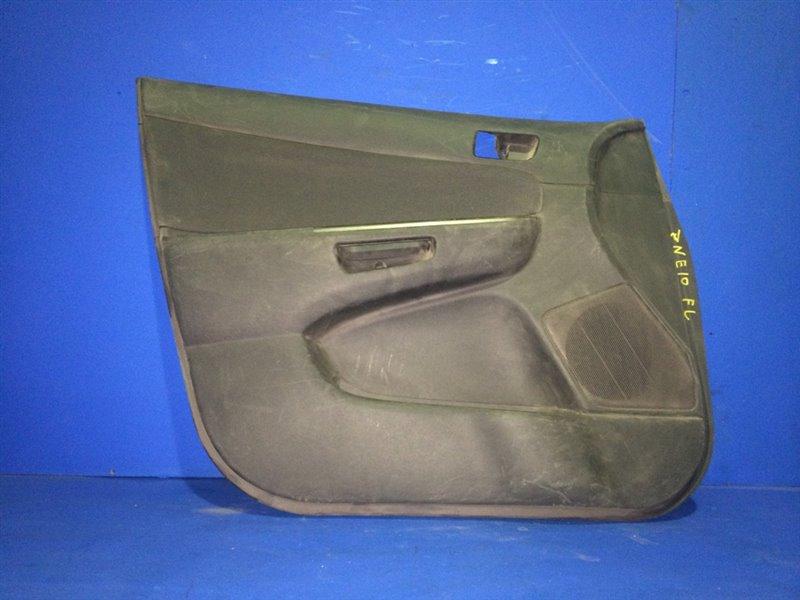 Обшивка дверей Toyota Wish ANE10 передняя левая (б/у)