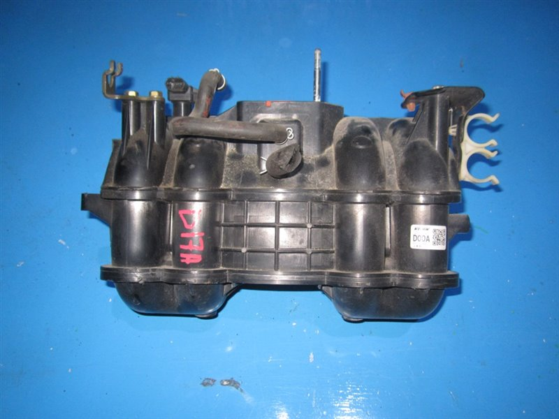 Коллектор впускной Honda Stream RN1 D17A (б/у)