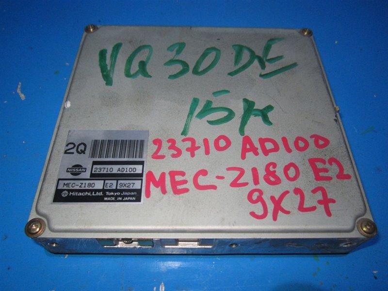 Блок efi Nissan Presage JHU30 VQ30DE (б/у)