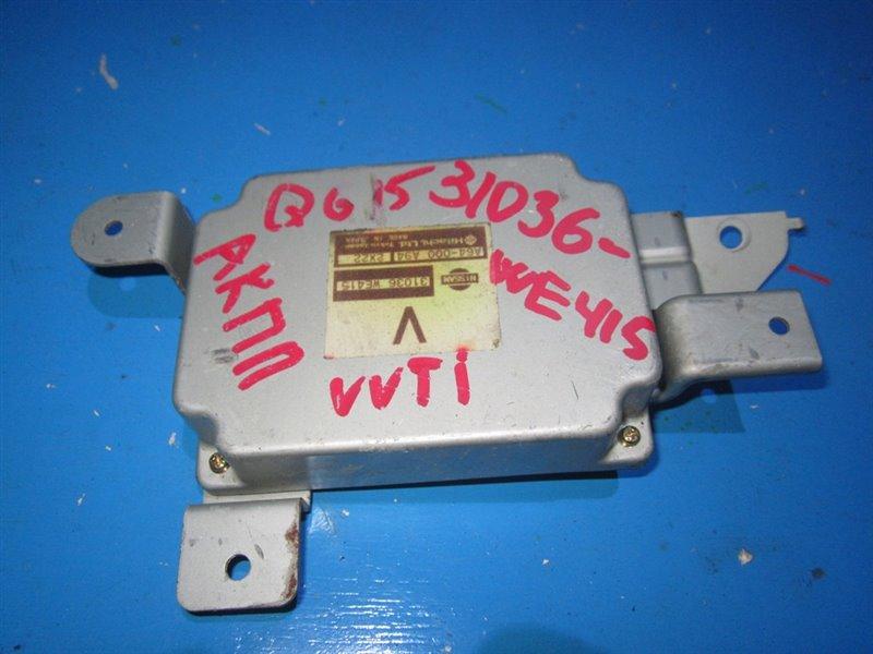 Блок efi Nissan Sunny FB15 QG15DE (б/у)