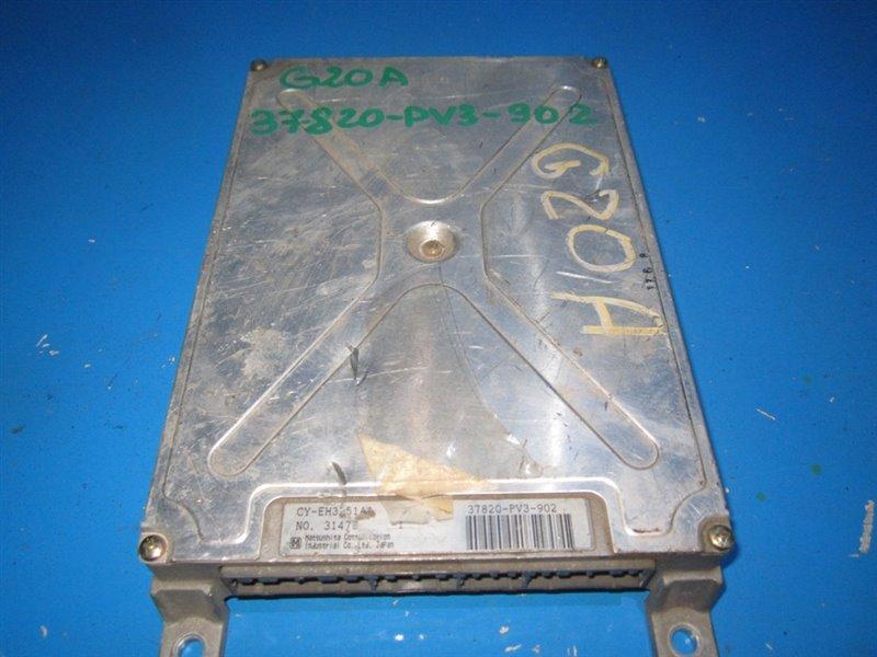 Блок efi Honda Ascot CE4 G20A (б/у)