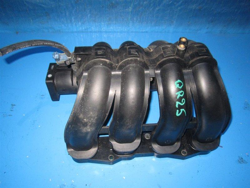 Коллектор впускной Nissan Presage TU31 QR25DE (б/у)