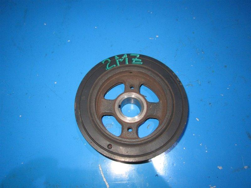 Шкив Toyota Mark Ii Qualis MCV21 2MZFE (б/у)