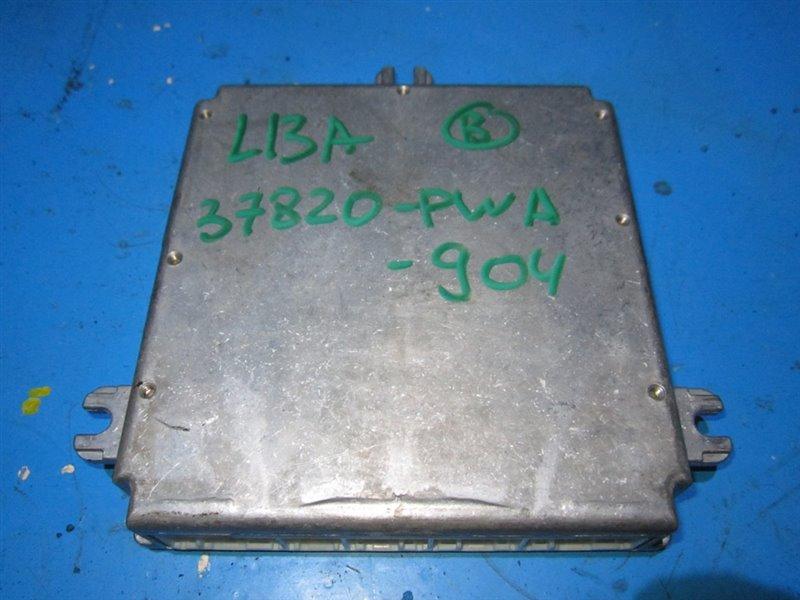 Блок efi Honda Fit GD1 L13A (б/у)