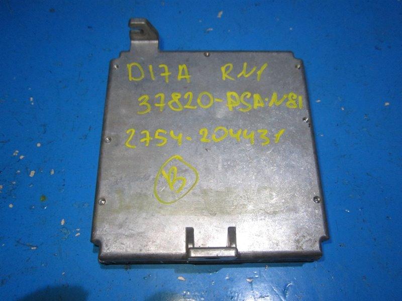 Блок efi Honda Stream RN1 D17A (б/у)