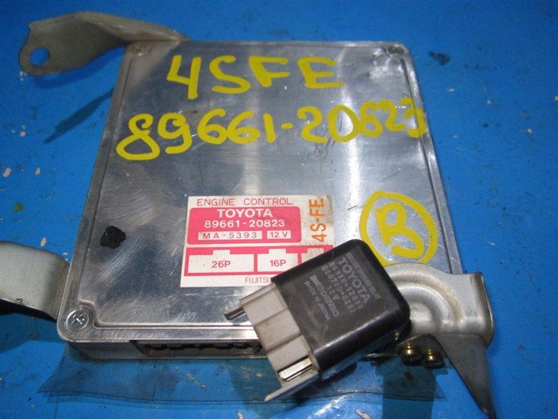 Блок efi Toyota Carina ST170 4SFE (б/у)