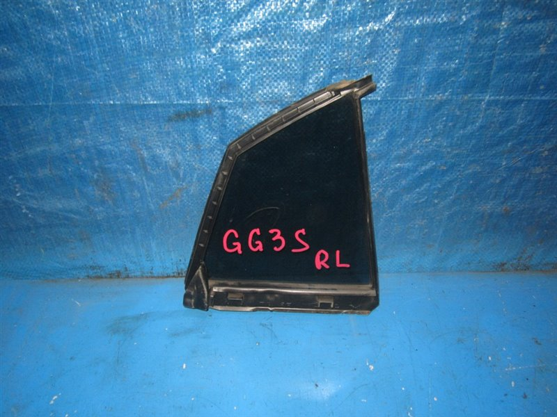 Форточка двери Mazda Atenza GG3S задняя левая (б/у)