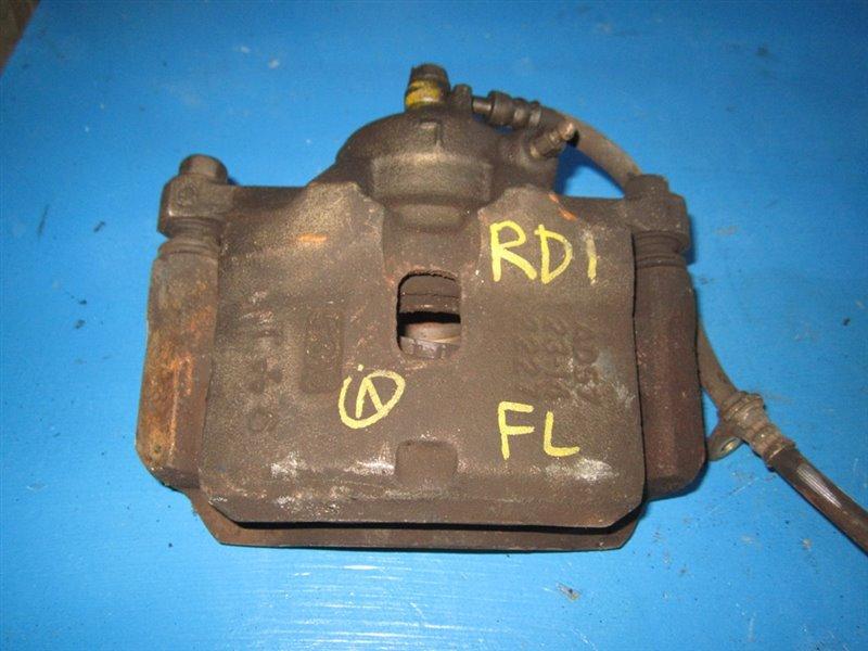 Суппорт Honda Cr-V RD1 передний левый (б/у)