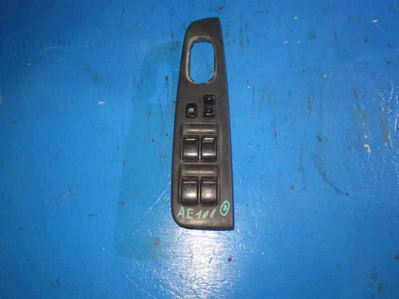 Блок упр. стеклоподьемниками Toyota Corolla AE100 (б/у)