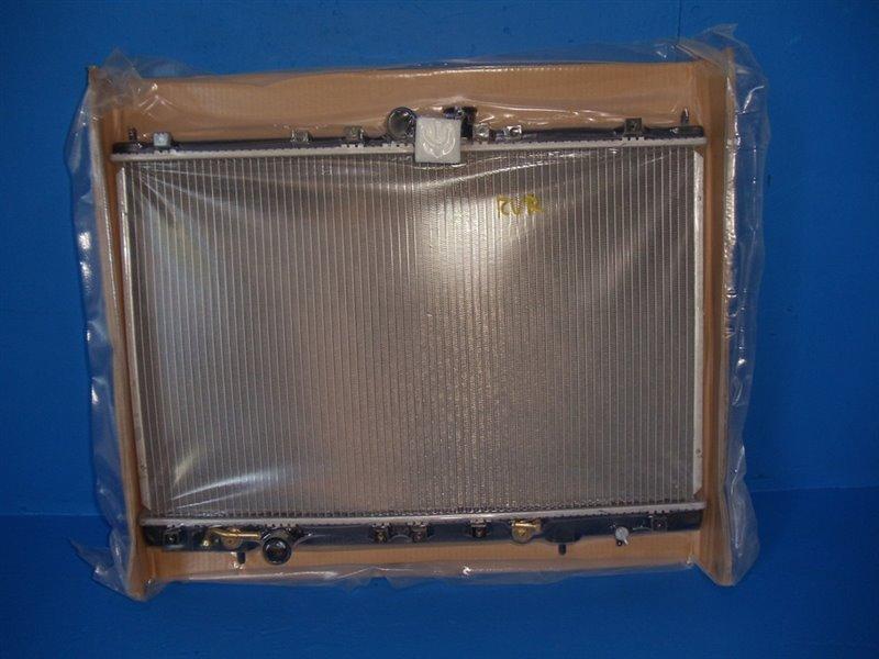 Радиатор основной Mitsubishi Rvr N61W 4G93 (б/у)