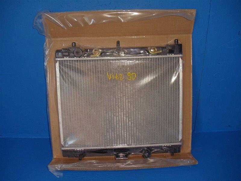 Радиатор основной Toyota Ist NCP110 1NZFE (б/у)
