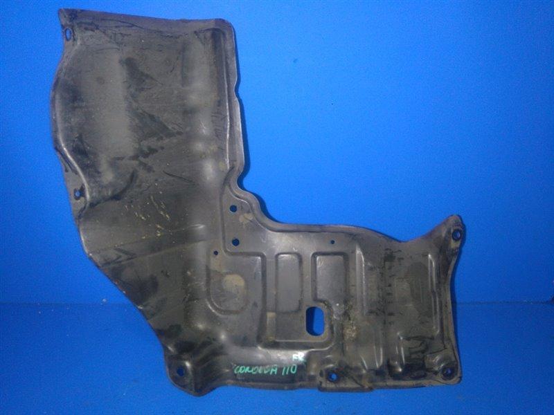 Защита двигателя Toyota Corolla AE110 передняя правая (б/у)