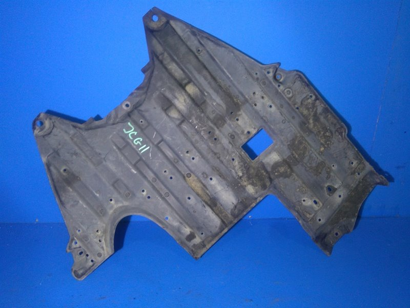 Защита двигателя Toyota Progres JCG11 передняя (б/у)