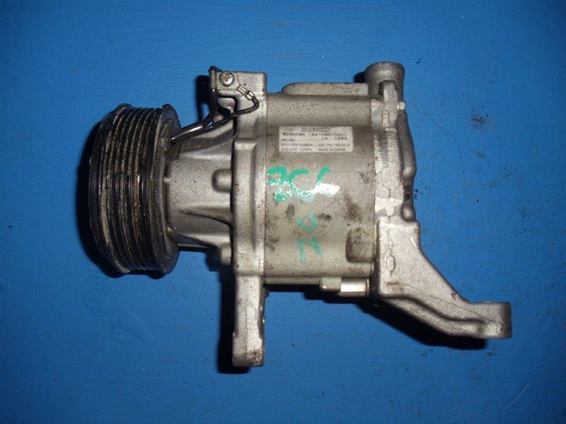Компрессор кондиционера Subaru Legacy BMG FB25 (б/у)