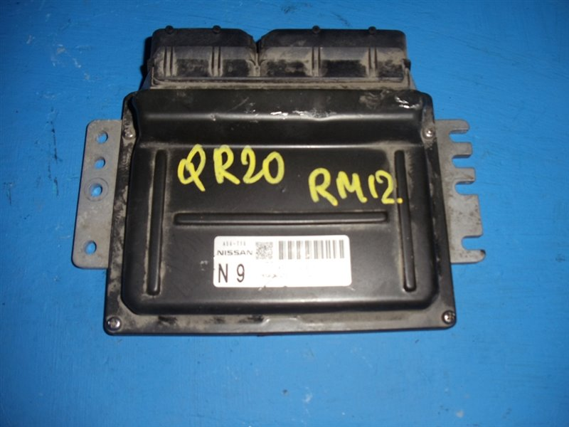 Блок efi Nissan Liberty RM12 QR20DE (б/у)