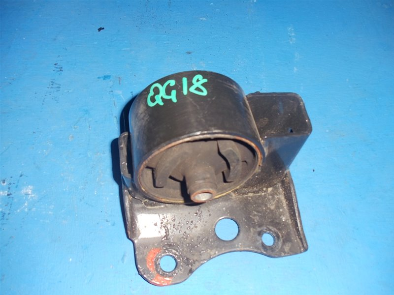 Подушка кпп Nissan Bluebird Sylphy QG10 QG15DE (б/у)
