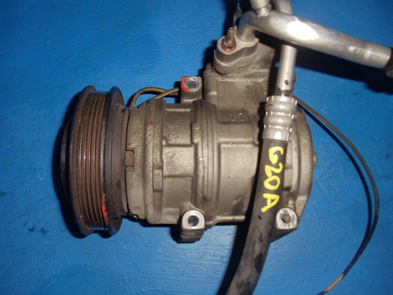 Компрессор кондиционера Honda Rafaga CE4 G20A (б/у)