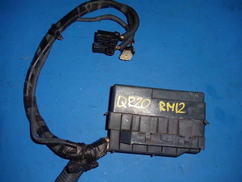 Блок предохранителей Nissan Liberty RM12 QR20DE (б/у)