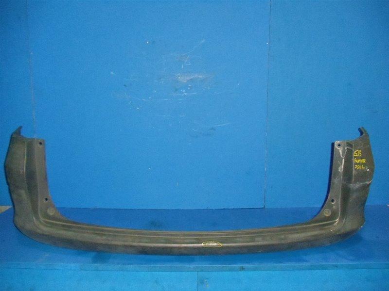 Бампер Honda Partner GJ3 2005 задний (б/у)