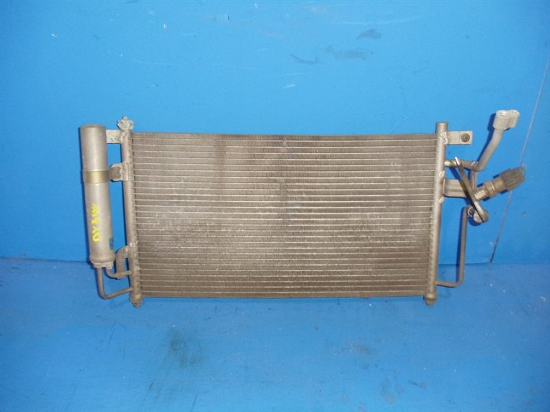Радиатор кондиционера Mazda Demio DY5W передний (б/у)