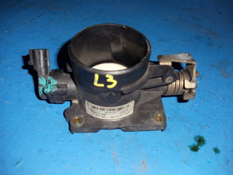 Дроссельная заслонка Mazda Mpv LW3W L3DE (б/у)