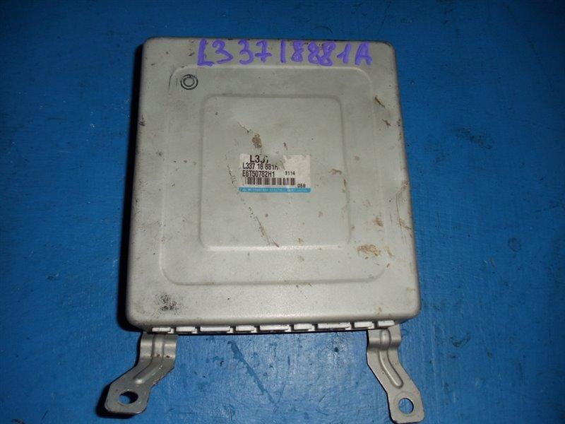 Блок efi Mazda Mpv LW3W L3DE (б/у)