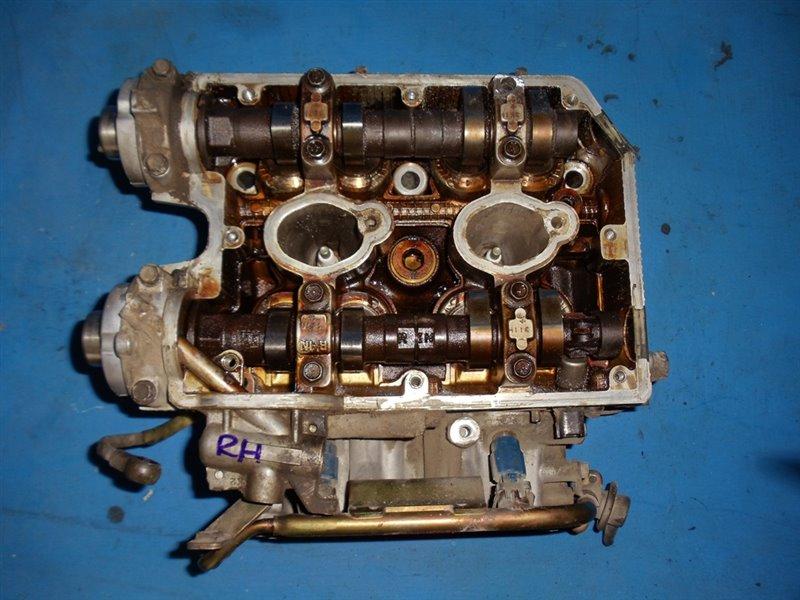 Головка блока цилиндров Subaru Legacy Lancaster BH9 EJ254 правая (б/у)