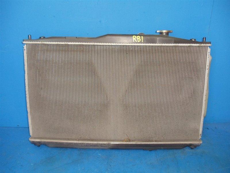 Радиатор основной Honda Odyssey RB1 (б/у)