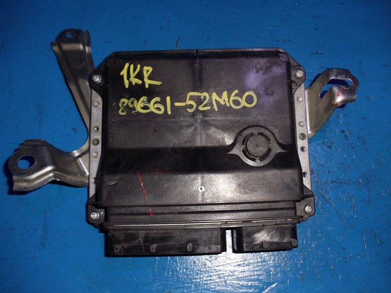 Блок efi Toyota Vitz KSP90 1KR (б/у)