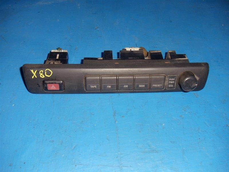 Блок климат-контроля Toyota Mark Ii GX80 (б/у)