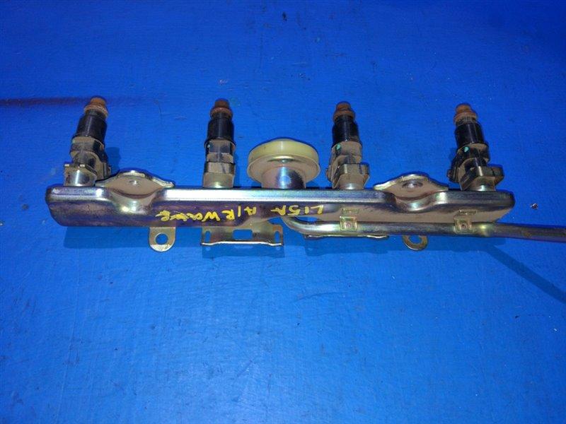 Форсунки комплект Honda Airwave GJ1 L15A (б/у)